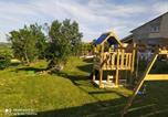 Location vacances Montgey - Gite Les Granges De Flolie Gite Eva-3