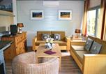 Location vacances Alsfeld - Three-Bedroom Holiday home with Lake View in Kirchheim-2