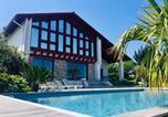 Hôtel Bidart - Villa Cenitz Lafitenia Resort-1