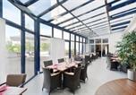 Hôtel Niederau - Amedia Hotel Dresden Elbpromenade-2