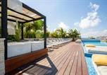 Location vacances Playa del Carmen - Lovely One Bedroom With Amazing Terrace View!!-3