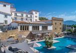 Hôtel Llançà - Hotel Castell Blanc-1