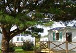 Camping avec Piscine couverte / chauffée Morbihan - Camping Le Kernest-4