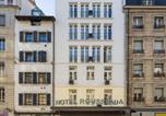 Hôtel Genève - Hotel Rousseau-3