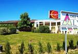 Hôtel Varambon - Contact Hotel Alys Bourg en Bresse Ekinox Parc Expo-1