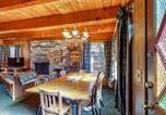 Location vacances Big Bear City - The Wilkie Cabin-4