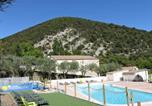 Camping avec WIFI Piégros-la-Clastre - Camping les Terrasses Provençales-3