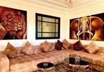 Location vacances Casablanca - Sablettes 3 Vue Exceptionelle, grand, luxueux, lumineux, bien situe-2