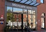 Hôtel 4 étoiles Aire-sur-la-Lys - Mercure Arras Centre Gare-3