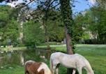 Location vacances Lhomme - Gite La Suite Ducale Chateau La Roche Racan-4