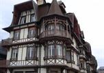Location vacances Ecrainville - Appartement Etretat-1