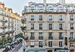 Location vacances  Paris - 18 Luxury Parisien Home Montorgueil 2-3