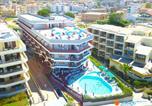 Hôtel Sardaigne - Hotel Soleado-1