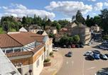 Location vacances Le Quartier - Apartment with 2 bedrooms in Neris les Bains with Wifi-4
