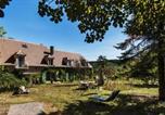 Hôtel Druyes-les-Belles-Fontaines - Le Domaine des Carriers-1