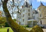 Hôtel 4 étoiles Noyant-de-Touraine - Château de Brou