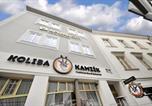 Hôtel Bratislava - Petržalka - Aplend City Hotel Perugia-4