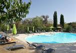 Camping Dauphin - Camping Forcalquier Les Routes de Provence-1