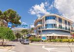 Hôtel Begues - Best Western Hotel Mediterraneo