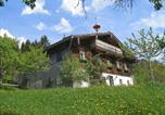 Location vacances Russbach am Pass Gschütt - Holiday Home Oberhaslach-1