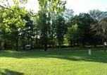 Camping Chazelles-sur-Lyon - Camping de l'Orangerie du Domaine de Giraud-4
