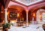 Hôtel Badalone - Casa Palacio Conde de la Corte-1
