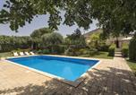 Location vacances Acate - Apartment with one bedroom in Chiaramonte Gulfi with shared pool enclosed garden and Wifi 20 km from the beach-3