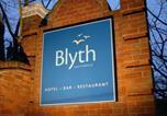 Hôtel Southwold - Blyth Hotel-1