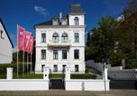 Hôtel Gare de Duisbourg - Boutique Hotel Villa am Ruhrufer Golf & Spa-1