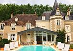 Location vacances Le Vigeant - Chateau L'Hubertiere near Poitiers-3