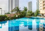 Location vacances  Malaisie - Pnb Perdana Hotel & Suites On The Park-2