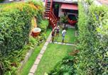 Hôtel Antigua Guatemala - Three Monkeys Hostel-3
