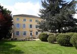 Hôtel Blacé - Les Pasquiers-1