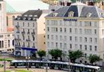 Hôtel Fontanil-Cornillon - Residhotel Le Central'Gare-1