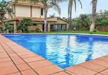 Location vacances Caccamo - Nice home in Trabia w/ Outdoor swimming pool and 4 Bedrooms-1