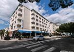 Hôtel 4 étoiles Lacanau - Appart-Hôtel Le Trianon-4
