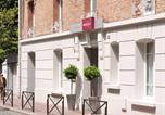 Hôtel 4 étoiles Bois-Colombes - Mercure Paris Levallois-1