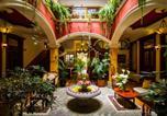 Hôtel Riobamba - Mansion Santa Isabella-1