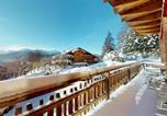 Location vacances Crans-Montana - Apartment at the bottom of the slopes in Crans-Montana, cosy atmosphere-2