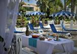 Hôtel Saint-Francois - Canella Beach Hotel-4