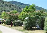 Camping avec Hébergements insolites Hérault - Camping Les Cerisiers du Jaur-4
