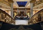 Hôtel Louisville - The Seelbach Hilton Louisville-4
