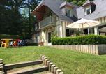 Location vacances Villers-sur-Mer - Superbe Villa Individuelle avec Piscine et Tennis privatifs-3