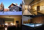 Hôtel Harrachov - Resident Resort Harrachov - Wellness & Grotta Spa-1