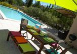 Location vacances Beaumont-de-Pertuis - Gîte Nuits Imagiques-1