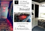 Hôtel Pied des pistes Girmont Val d'Ajol - Appart Hotel Glam88 Suites avec Spa et Sauna Privatif-2