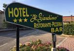 Hôtel Province d'Alexandrie - Hotel il giardino-2