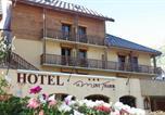 Hôtel Saint-Martin-de-Queyrières - Hotel Mont Thabor-3