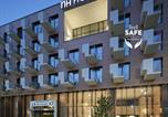Hôtel Parme - Nh Parma-1
