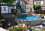 Location vacances Rotenburg an der Fulda - Ferienwohnung Historischer Marktplatz-4